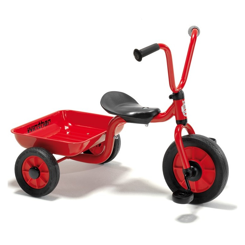 Tricycle benne