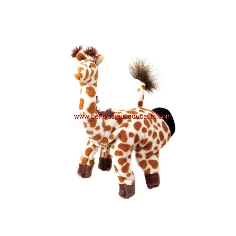 Marionnette la girafe
