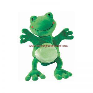 Marionnette la grenouille