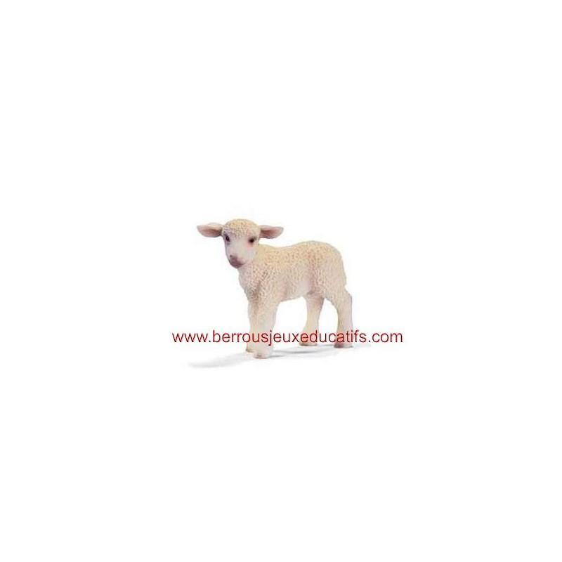 Figurine l'agneau