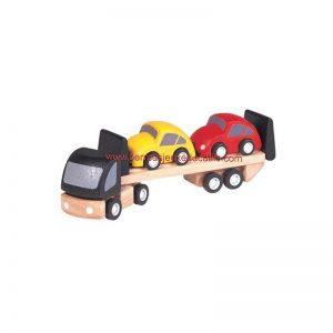 Camion transport de véhicules
