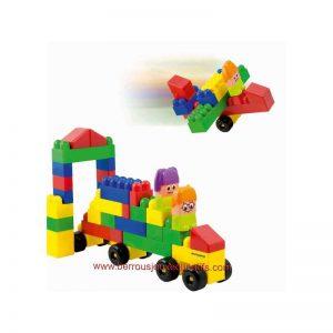 Baby blocks lot de 64 pièces