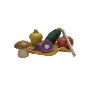 Légumes à couper