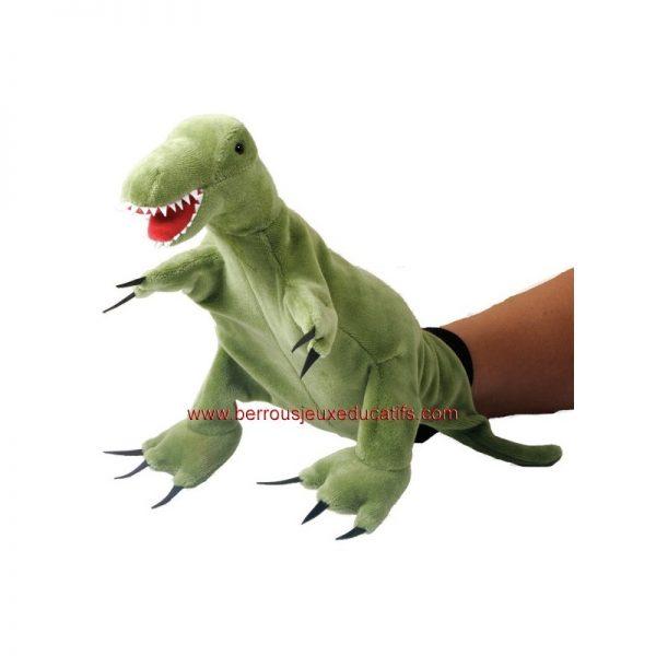 Marionnette le tyranosaure