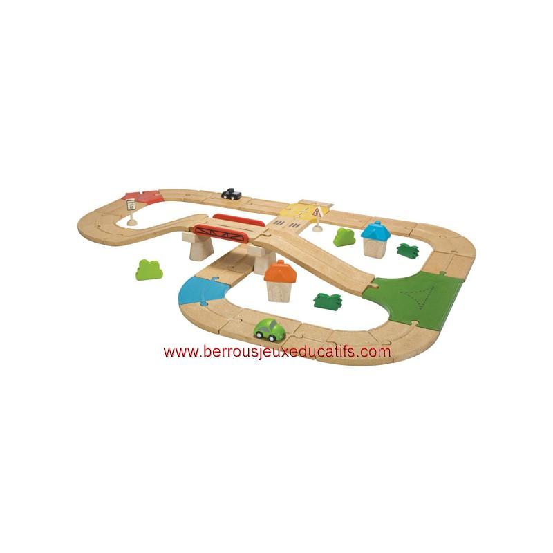 Circuit routes