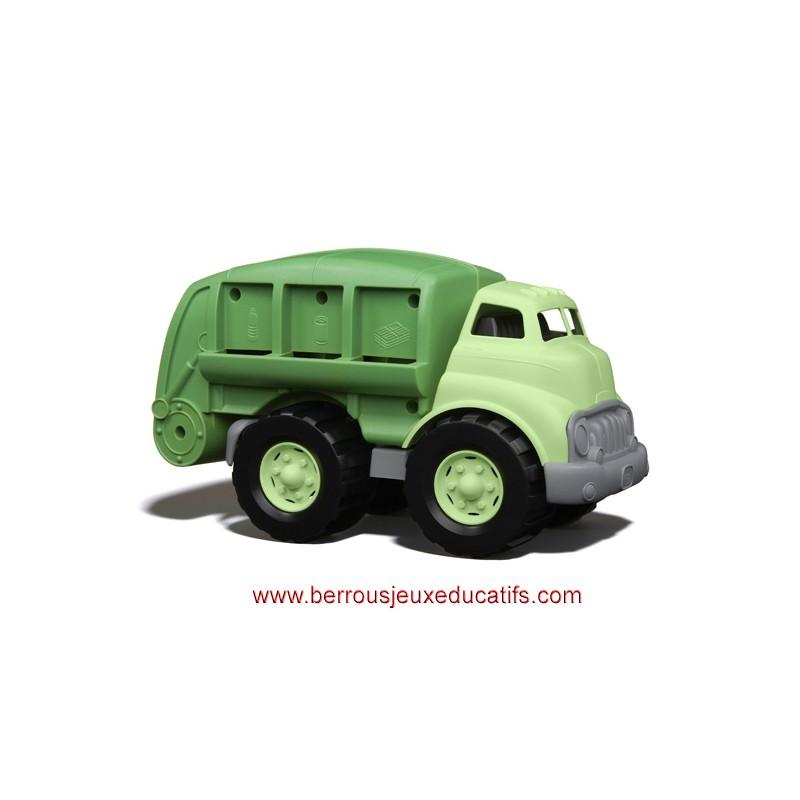 Eco-camion de recyclage