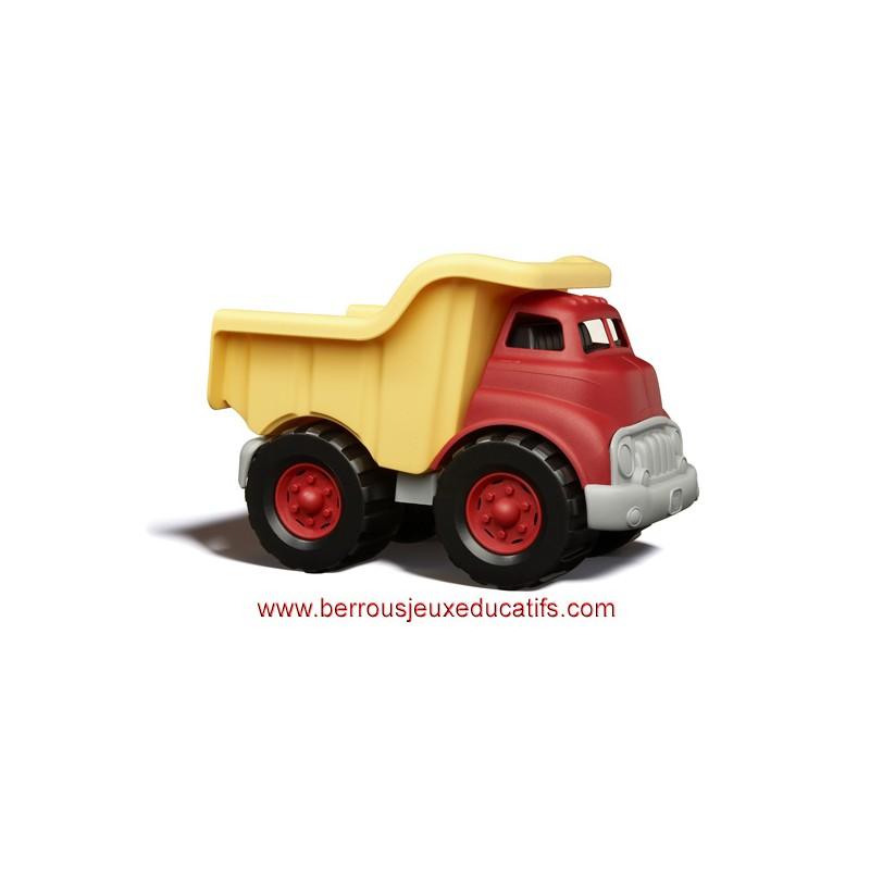 Eco-camion de chantier
