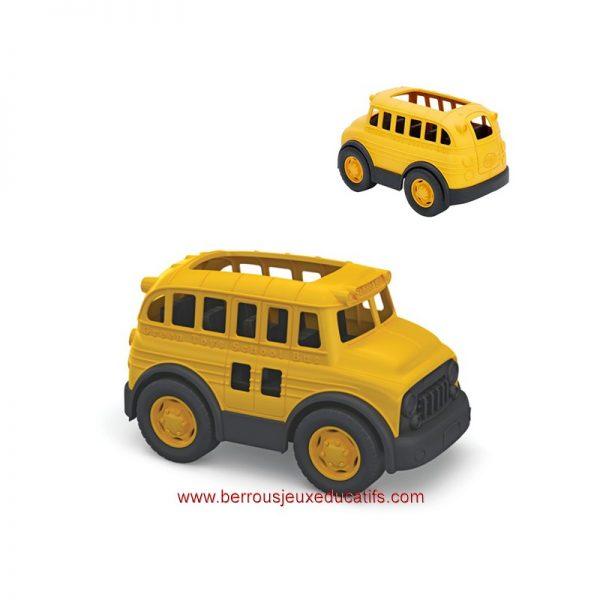 Eco-bus scolaire
