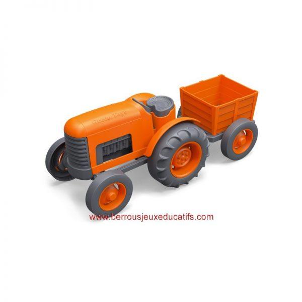 Eco-tracteur