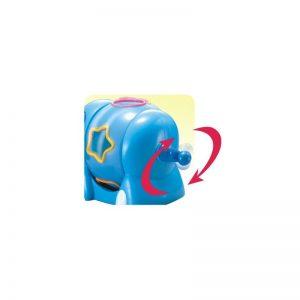 Elephant avec formes