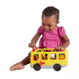 Le bus scolaire Little People