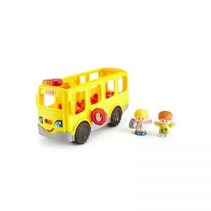 Le bus scolaire Little People