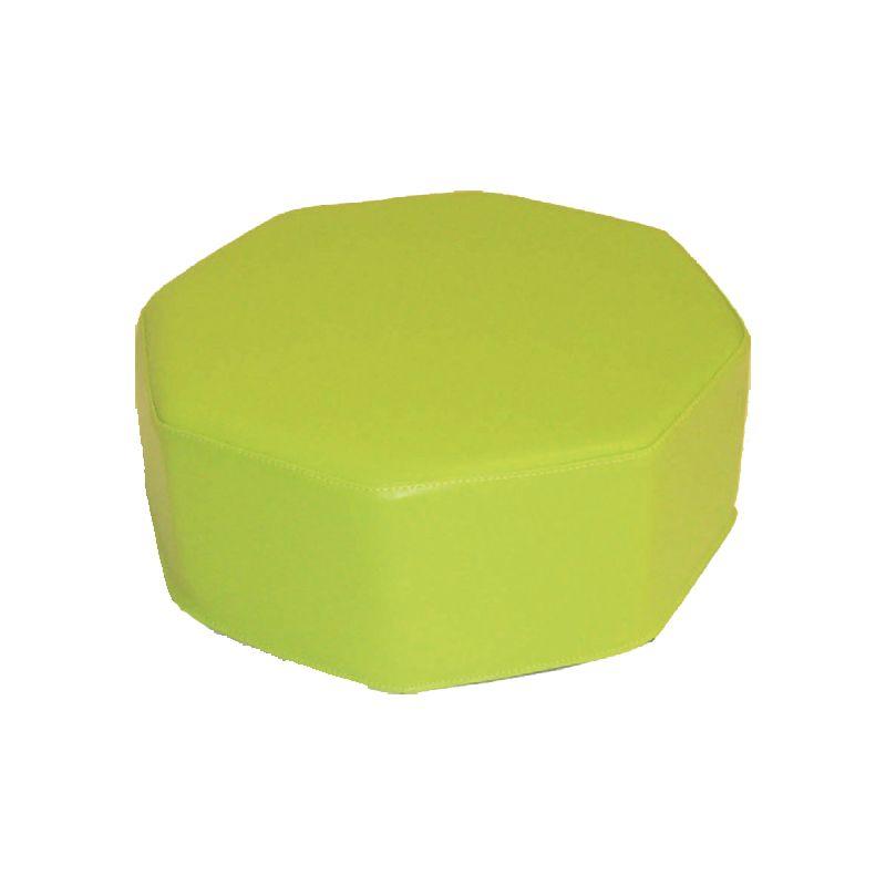 Pouf octogonal - 17cm