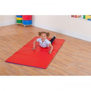 Grand tapis pliable en 4