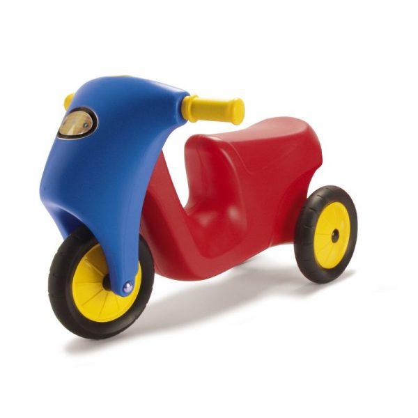 Porteur scooter 3 roues