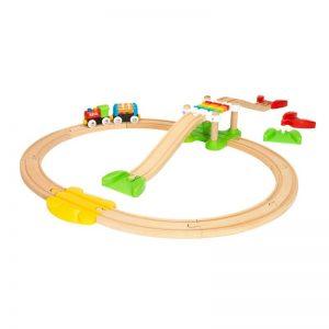 Circuit ferroviaire 1ere age
