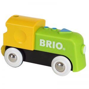 Locomotive à pile 1ère age