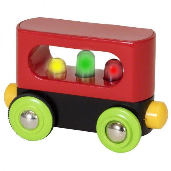 Wagon lumineux 1ère age