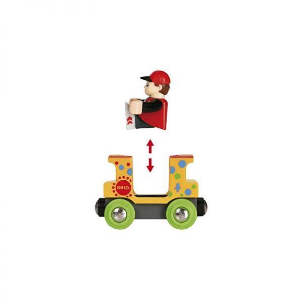 Train enchanté