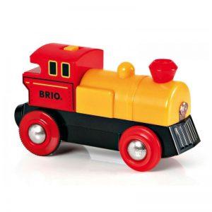 Locomotive à pile