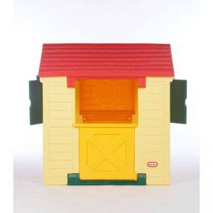 Maison petit jardin