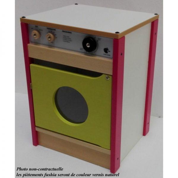 Meuble Machine A Laver 55 Cm