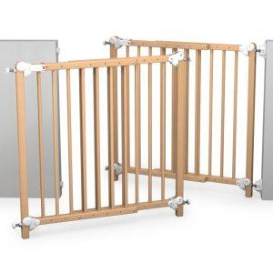 Barrière bois mobily