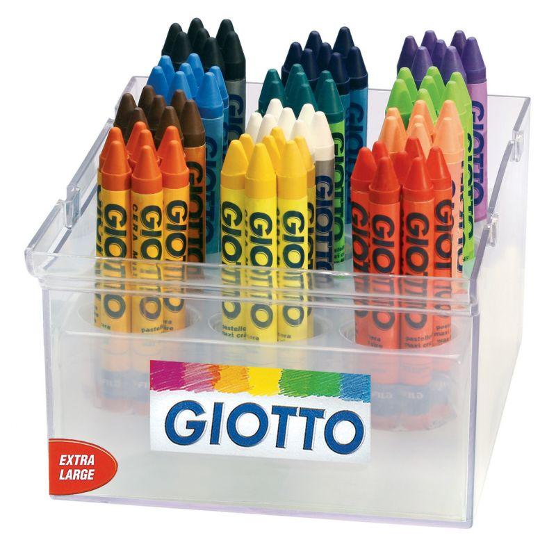 Schoolpack de 144 crayons cire