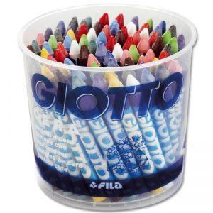 Pot de 96 crayons cire