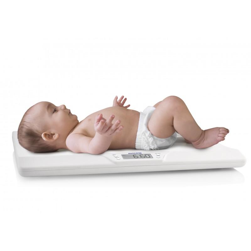 Pèse bébé électronique