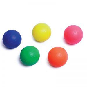 Balles PVC