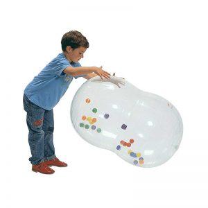 Ballon d'activités ovale