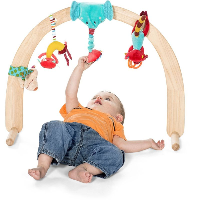 Arche d'éveil en bois