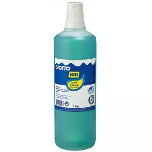 Colle bleue 1 litre