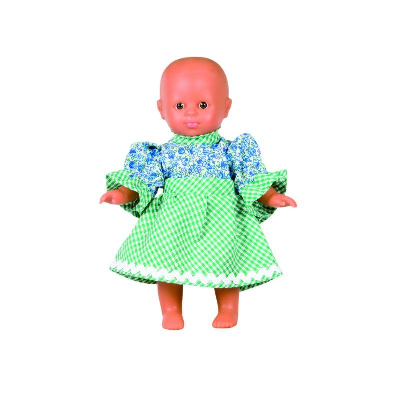 Poupée Fille Métisses sans cheveux 18cm