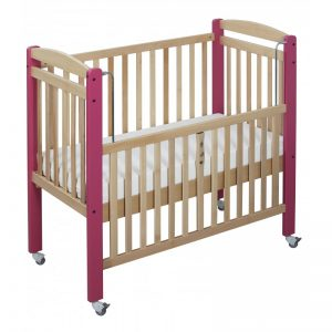 LIT CRECHE EASY 100X50 A BARREAUX