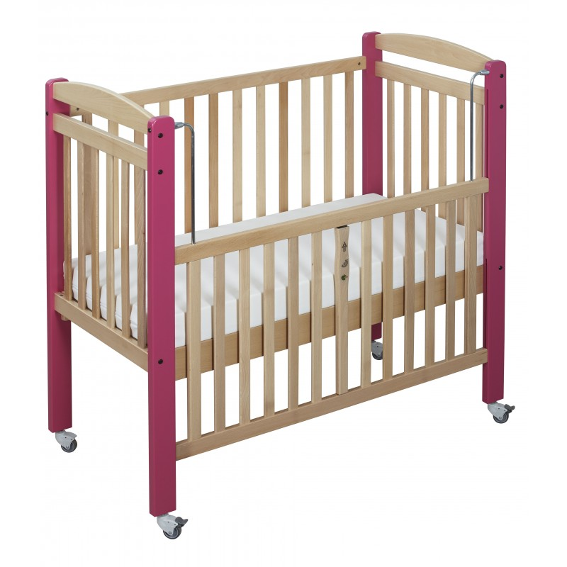 LIT CRECHE EASY 120X60 A BARREAUX