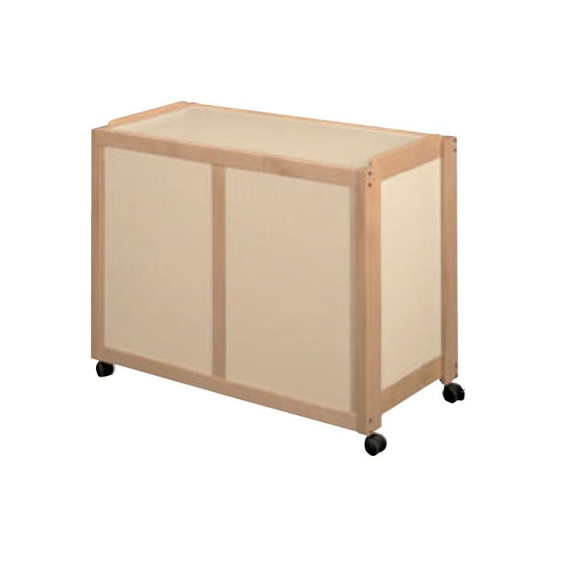 Fond de meuble seul