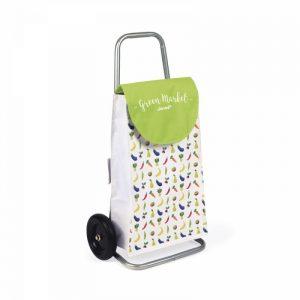 Chariot de courses green market