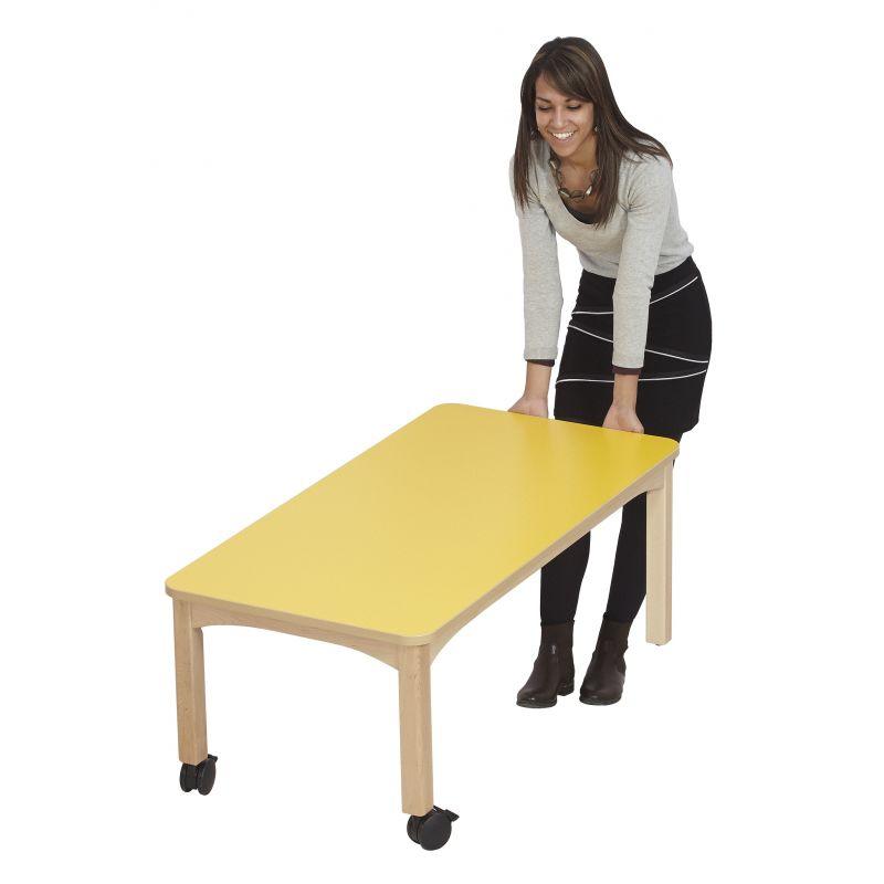 TABLE 120 X 60 CM
